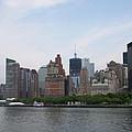 Manhattan Skyline by Christiane Schulze Art And Photography