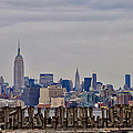 Manhattan View by Bill Cannon