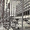 Manhattan by William Cauthern