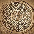 Manhole Mandala by Shelly Stallings