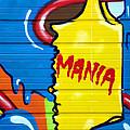Mania by Ricky Barnard