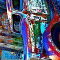 Manipulated Truck by Steve Perry
