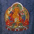 Manjushri by Leslie Rinchen-Wongmo