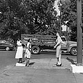 Mannequin Talks Traffic Safety by Underwood Archives
