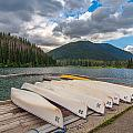 Manning Parks Lightning Lake by James Wheeler