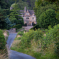 Manor House - Cotswolds by Brian Jannsen