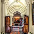 Mansion Hallway IIi by Adrian Evans