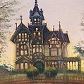 Mansion In Eureka by Raffi Jacobian