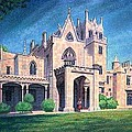 Mansion In Tarrytown by Raffi Jacobian