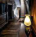 Mansion Lamp by Adrian Evans