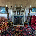 Mansion Sitting Room by Adrian Evans