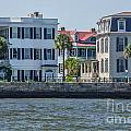 Mansions By The Water by Dale Powell