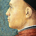 Mantegna's Portrait Of A Man by Cora Wandel