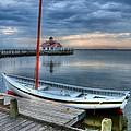 Manteo Waterfront 2 by Mel Steinhauer