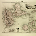 Map Of Guadeloupe St. Martin And St by English School