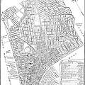 Map Of New York City, 1803 by Granger