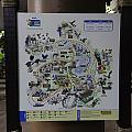 Map Of The Jurong Bird Park Along With A Tourist by Ashish Agarwal