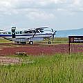 Mara Serena Air Strip by Tony Murtagh