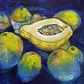 Maracuya/passion Fruit by Andrea Montano
