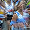 Marathon Abstract 2 by Julian Eales