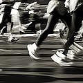 Marathon, Nyc, New York City, New York by Panoramic Images