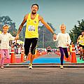 Marathon Of Happiness by Ian Gledhill
