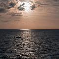 Marathon Sunset by John M Bailey