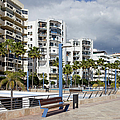 Marbella Apartment Buildings by Artur Bogacki