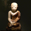 Buddhist Figure   by August Timmermans