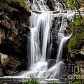 Marble Falls Waterfall 3 by Terri Morris