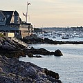 Marblehead Harbor Chandler Hovey Park by Toby McGuire