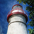 Marblehead Lighthouse 2 by Shawna Rowe