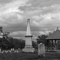 Marblehead Old Burial Hill Cemetery by Toby McGuire