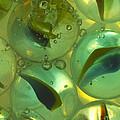 Marbles Cat Eyes Soda 1 D by John Brueske