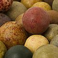 Marbles Clay 2 by John Brueske