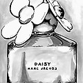 Marc Jacobs Daisy B Lack And White by Andy Thomas