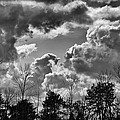 March Skies Central Ohio by Beth Akerman