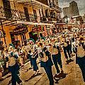 Marching Band by Melinda Ledsome