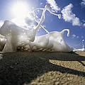 Marching Foam by Sean Davey