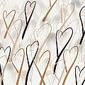 Marching Hearts by Barbara Bellissimo