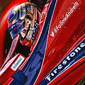 Marco Andretti Focused by Blake Richards
