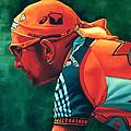 Marco Pantani 2 by Paul Meijering