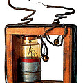 Marconis First Transmitter 1897 by Nypl