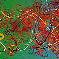 Mardi Gras by Donna Blackhall