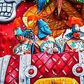 Mardi Gras Float 2 by Steve Harrington