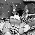 Mardi Gras Float Monochrome by Steve Harrington