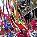 Mardi Gras Marching Parade by Luana K Perez
