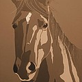 Mare In Sepia by Julie Stubbs