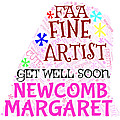 Margaret Get Well Soon by Bruce Nutting