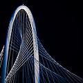 Margaret Hunt Hill Bridge by Darryl Dalton